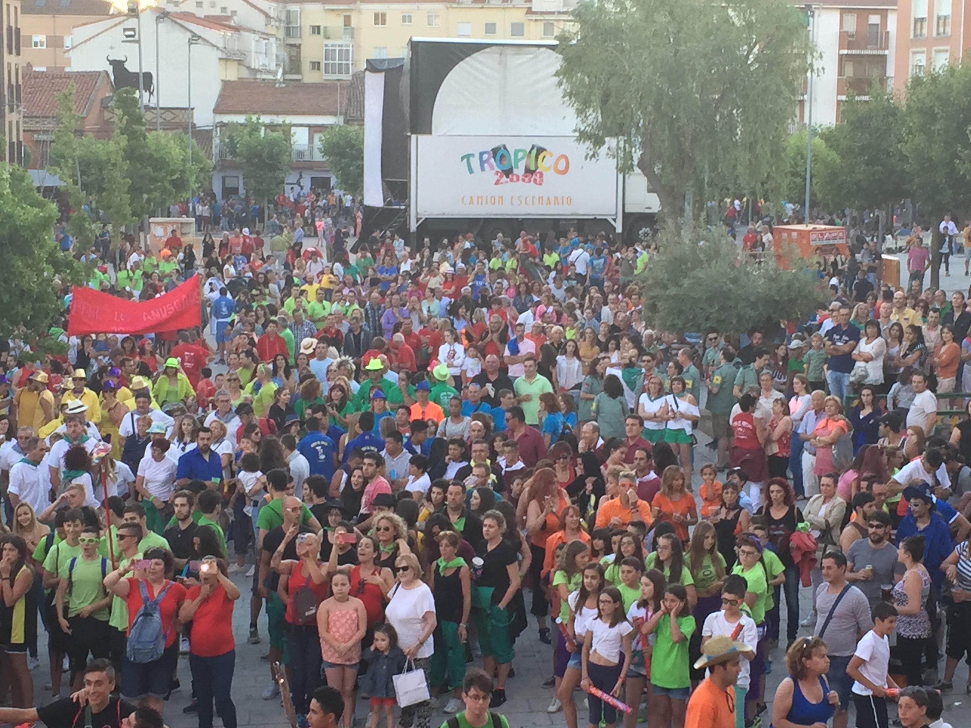 Día del Pregón-Plaza Mayor