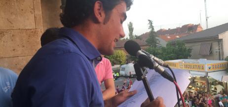 Pregonero 2017 - Raúl Manso Arribas