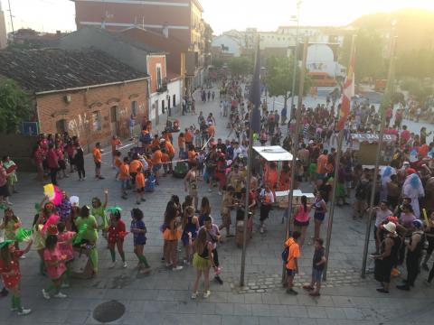 Desfile de Peñas