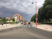 Proyecto de Urbanización de la  travesía de La Cisterniga