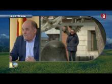 Embedded thumbnail for Video de La Cistérniga con el Alcalde, emitido en el Canal 8 el día 05.03.2019