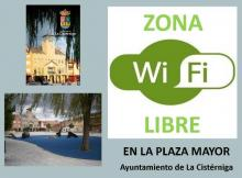 Zona Wifi libre en Plaza Mayor